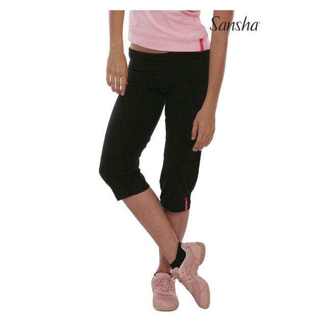 Sansha Capri sweatpants DREW L0403C
