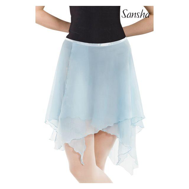 Sansha Medium asymetric wrap skirt SHAWNEE L0807P