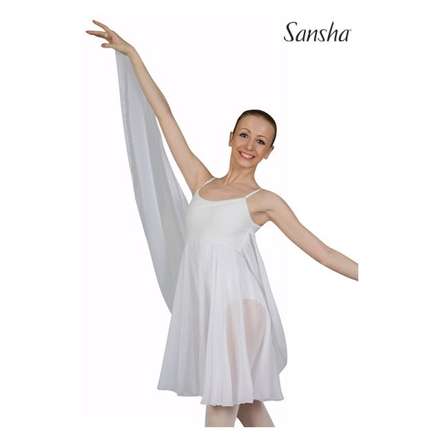 Sansha camisole dress CORDELIA L1803CH