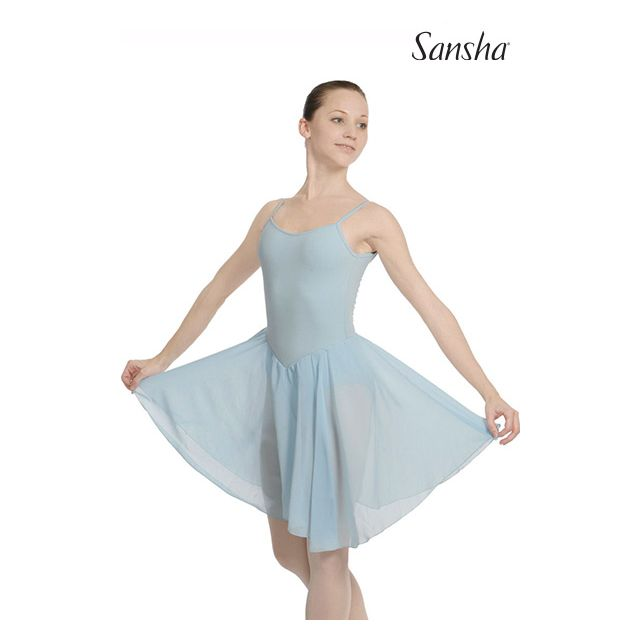 Sansha camisole dress LINDA L1805CH