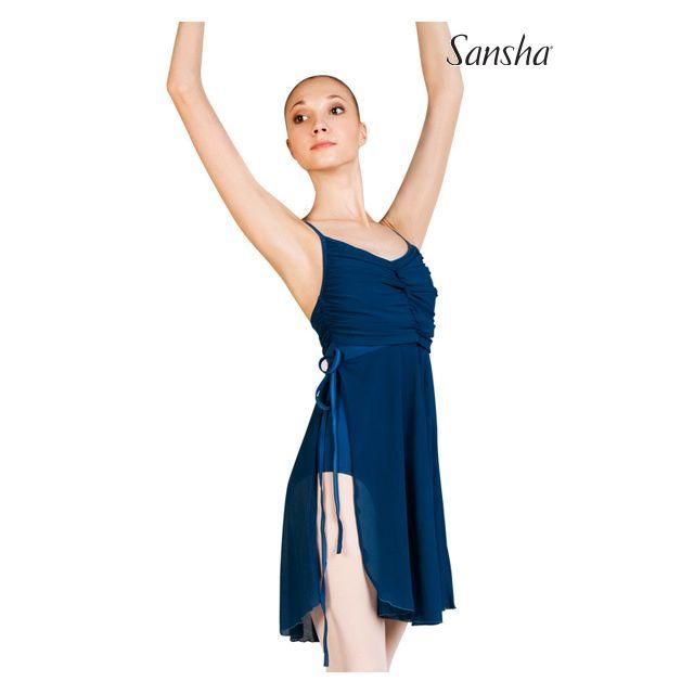 Sansha camisole dress SAYURI L1814M