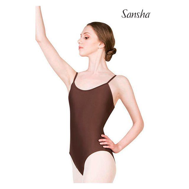 Sansha camisole leotard LIANA LE1561T