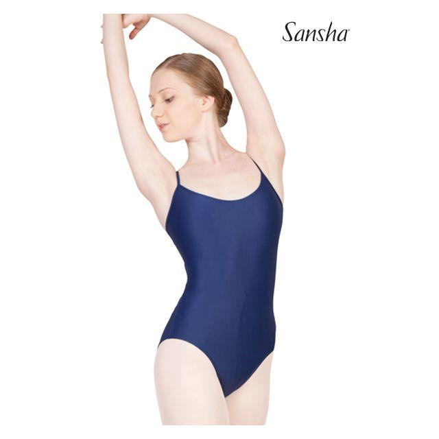 Sansha camisole leotard ALMATA LE1565T