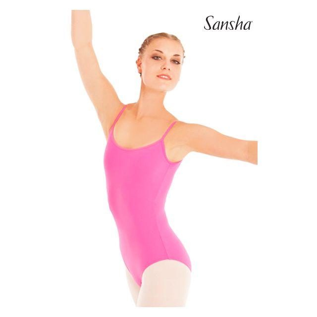 Sansha camisole leotard TACITA LE1574M