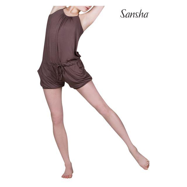 Sansha camisole jumpsuit PEARLIE PL1601R