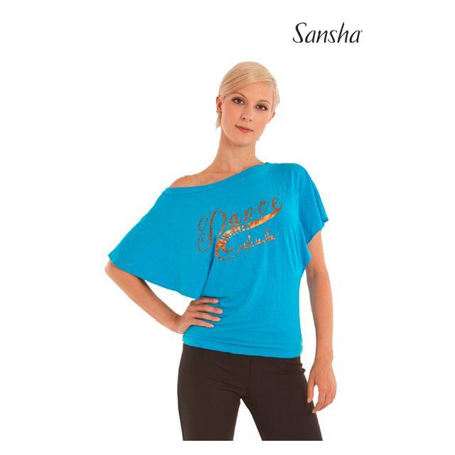 Sansha Boatneck T-shirt SHIRAZ PL3008R