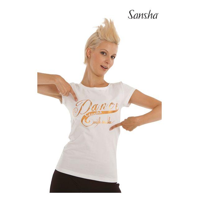 Sansha short sleeve t-shirt SHISHI PL3015C