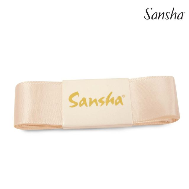 Sansha Roll Ribbon satin 100m