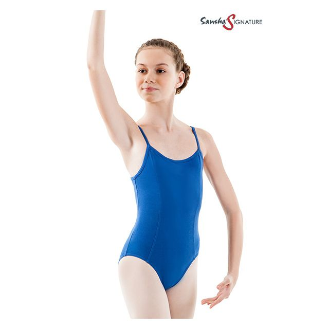 Sansha Sign girls camisole leotard SHAE Y1557C