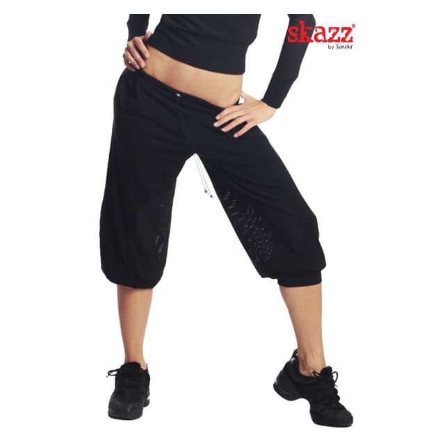 Sansha Skazz mid-length baggy pants SK0405