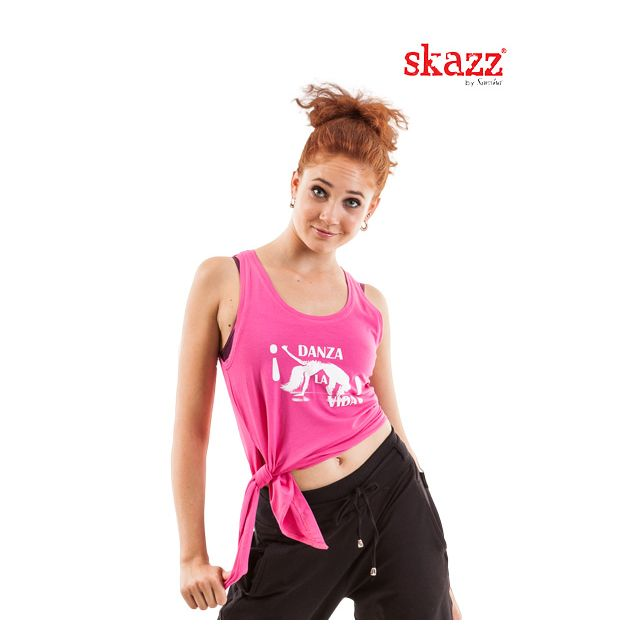 Sansha Skazz sleeveless top SK1621V