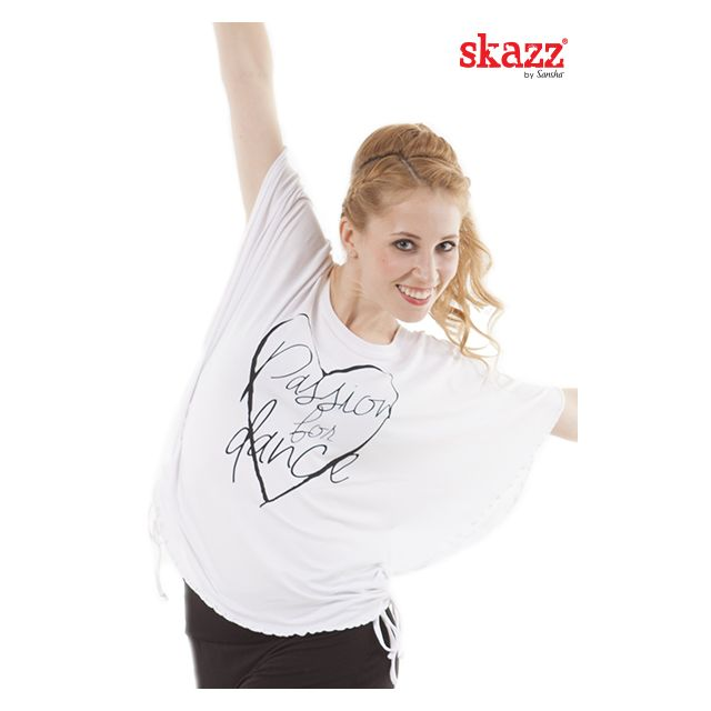 Sansha Skazz T-shirt Dance Bat SK3037R
