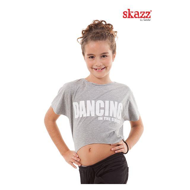 Sansha Skazz children t-shirts SK3043V