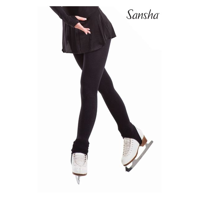 Sansha Stirrup tice skating tights T101AD