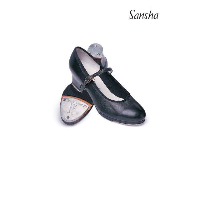 Sansha tap shoes T-MORAVIA TA105Lpi