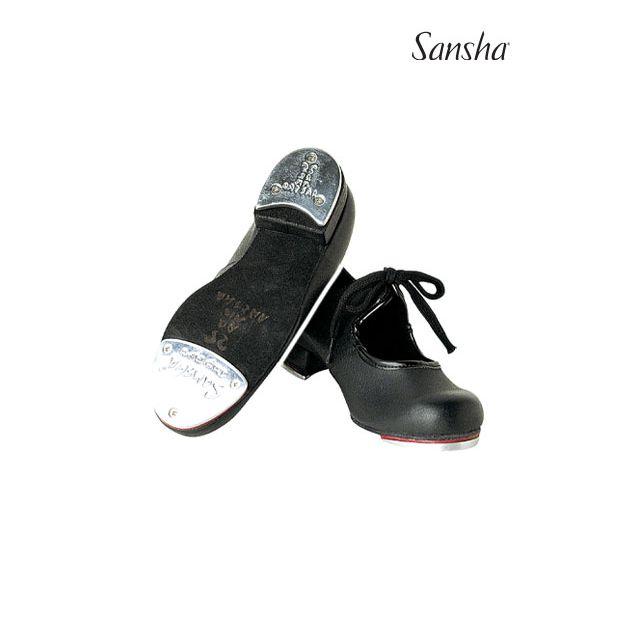 Sansha tap shoes TEE-KIDS TA121Lpi
