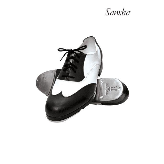 Sansha duotone tap shoes TA88L T-BOJANGO