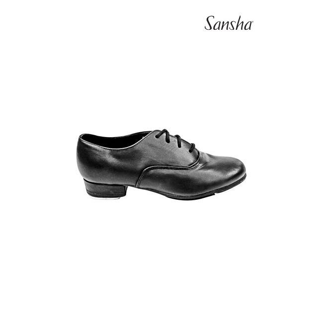 Sansha tap shoes TEE-OSCAR TA91Lco