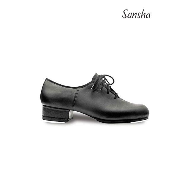 Sansha Lace-up tap shoes T-WORLD TA99L