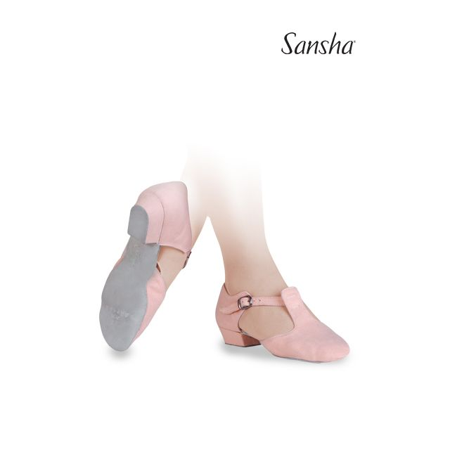 Sansha teacher's shoes DIVA TE4C