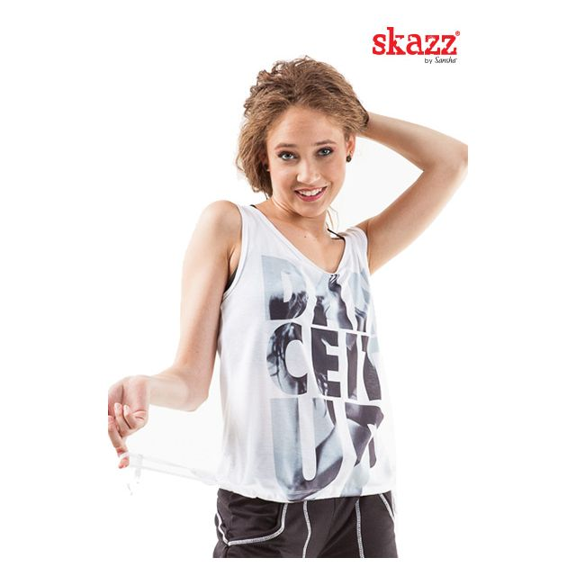 Sansha Skazz sleeveless top SK1607P