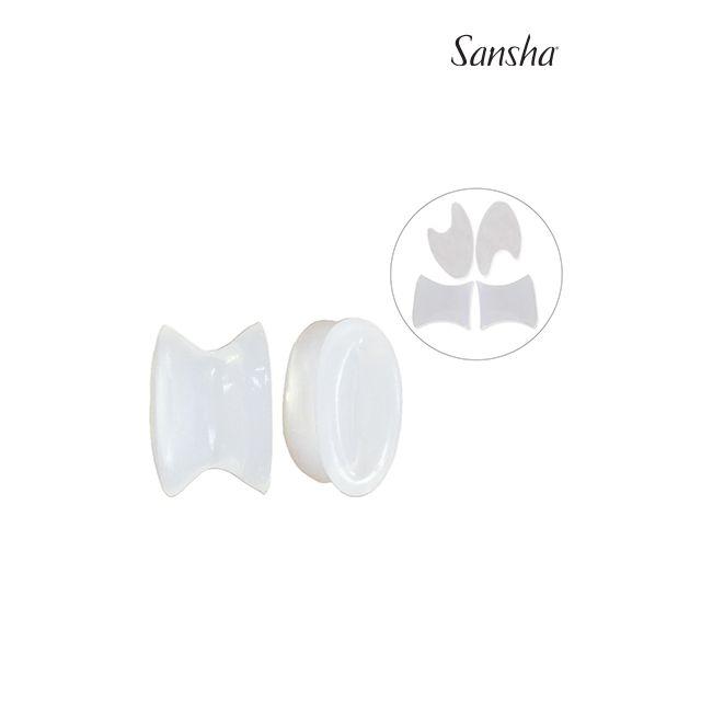 Sansha Silikonové oddělovače prstů TS01