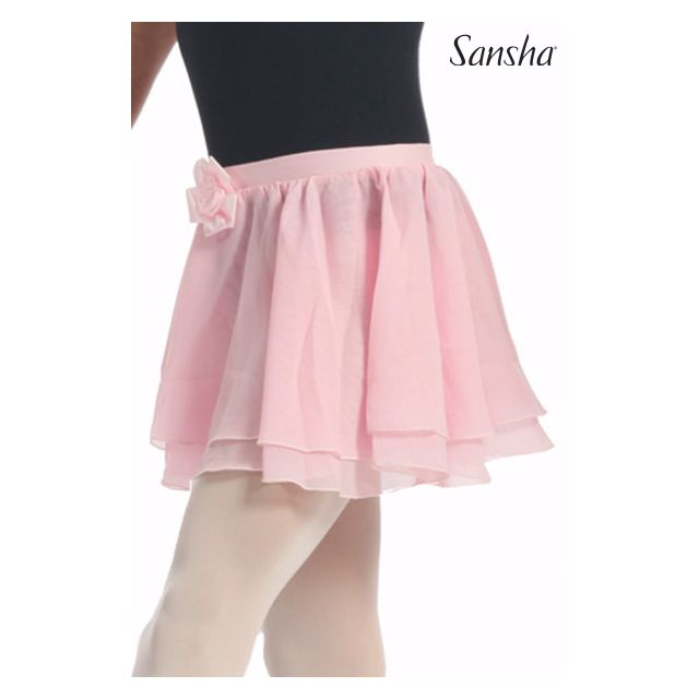 Sansha girls pull-on skirt KRISTIE Y0718CH