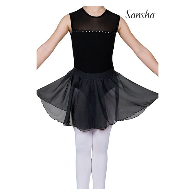 Sansha girls pull-on skirt FRAYA Y0721P