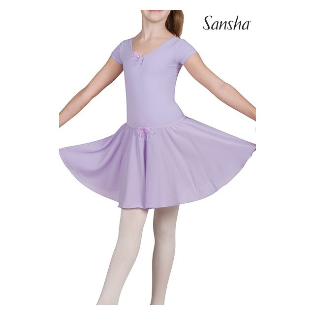 Sansha girls pull-on skirt FLORINDA Y0723P