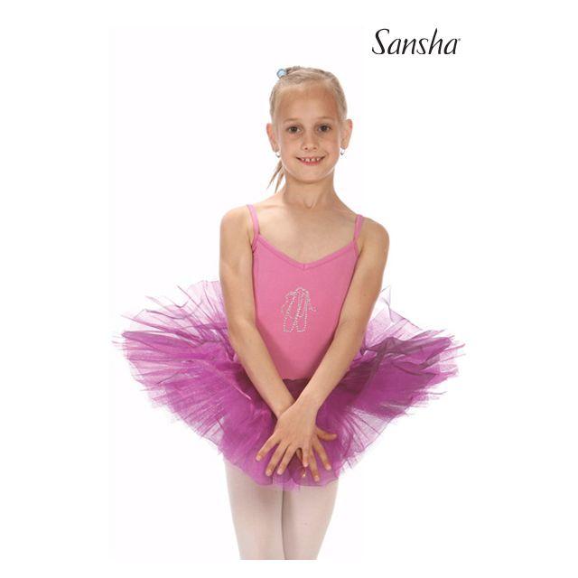 Sansha girls camisole tutu dress FELICITY Y1701C