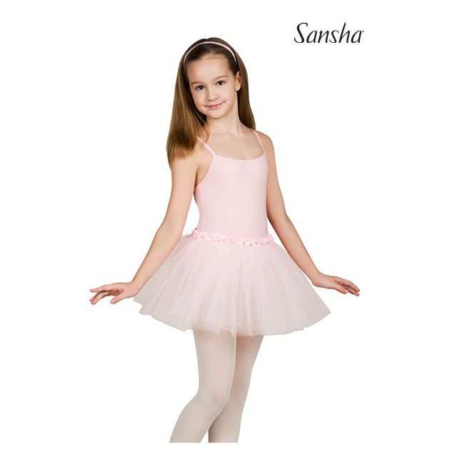 Sansha girls camisole tutu dress FAYE Y1706C