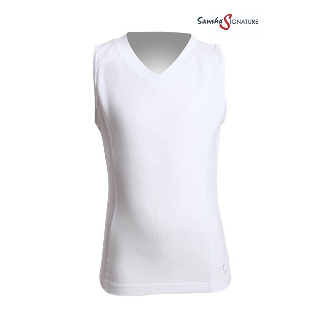 Sansha Sign boys sleeveless top JUSTIN Y2053C