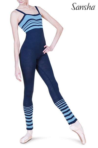 Sansha knitted unitard STILES KT2106A